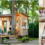 Beautifully Chic Tree-house is the Most Beautiful She Shed