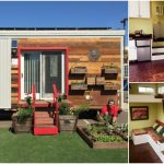 Fresno State Students Design a Tiny House with the Community in Mind {Free Floor Plans}