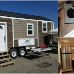KJE Tiny Homes Came up with an Unique High End 264 Sq Ft Tiny House