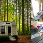 Retire and Travel the World in This One-Story Tiny House by Tiny Home Builders