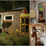 You'll Love this Yellow School Bus Turned into an Incredible Tiny House