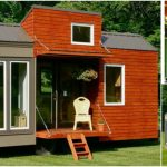 This 130 Square Feet House May Be Tiny but It's Tall, Too! {Free Plans}