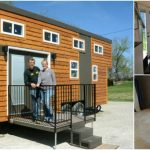"""Tiny House Hunters"" Fans Build Their Own 280 Sq. Ft. Tiny Mansion"