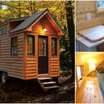 Tiny Living by Tiny Home Builders is a Rustic Dream Come True