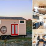 How Do You Fit a Mansion in 270 Square Feet? Come See for Yourself! {Tiny House Tour 11 Photos}