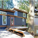 Experience the Lake Life in a Luxurious Tiny House by Whatcom Lake Cottages