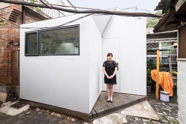 Bejing Plugin Tiny House