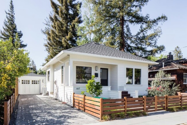 Tiny House In Napa Valley