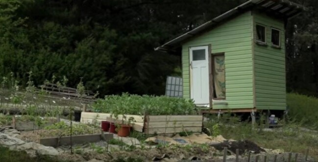 The 420$ Tiny House