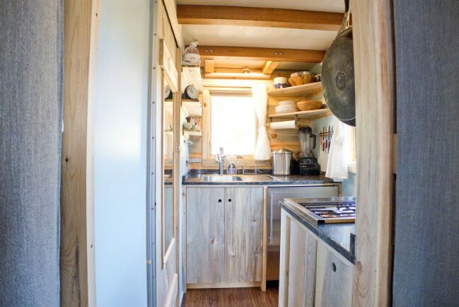 Alek Lisefski Tiny House