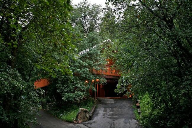 Hillside Hideaway