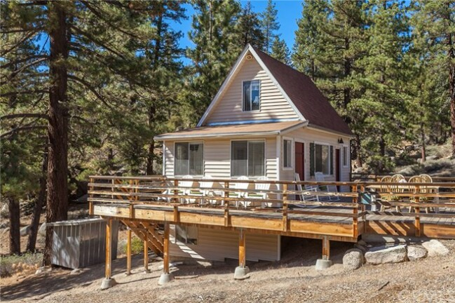 536sf Gorgeous Tiny House In Big Bear California For Sale