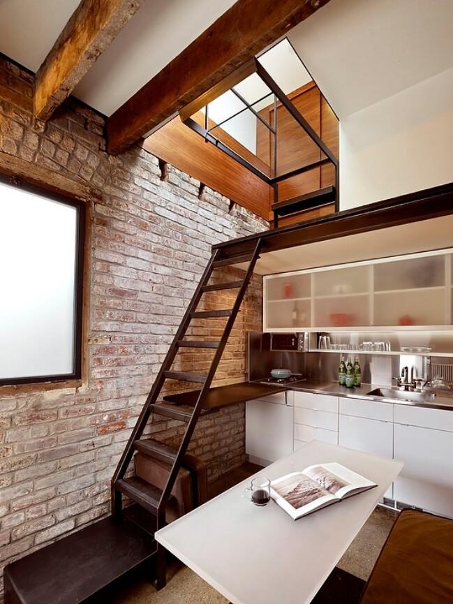 Laundry Boiler Room Tiny House