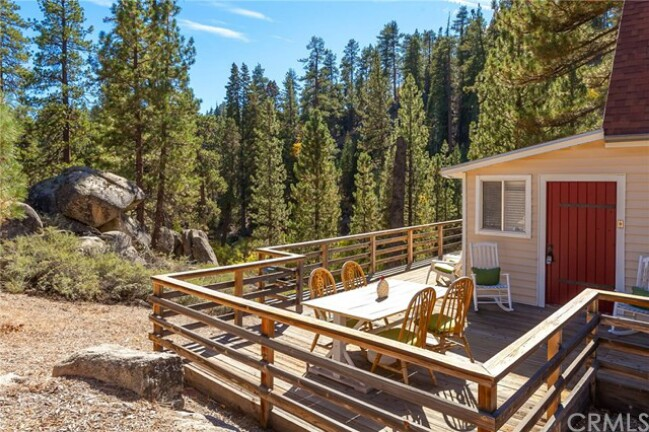 536sf Gorgeous Tiny House in Big Bear California For Sale Tiny