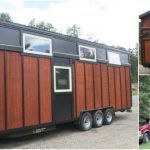 SimBLISSity Tiny Homes Builds a Beautiful 28' Tiny House for a Boulder, CO Couple