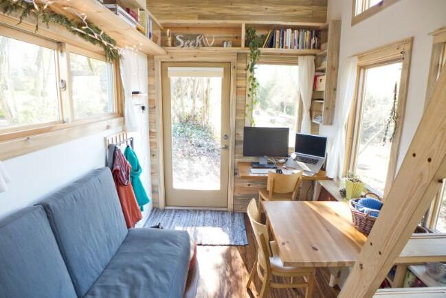Alek Lisefski Tiny House