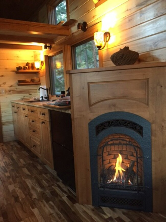 Simblissity Tiny House Builders Design Gorgeous Stone