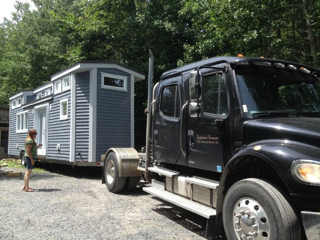 This 28ft Tiny House is Pretty and Practical with Tons of