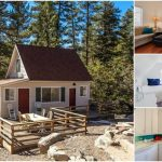 536sf Gorgeous Tiny House in Big Bear, California For Sale