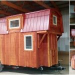 This MitchCraft Tiny House Looks Like a Shed but is Made for Comfortable Living