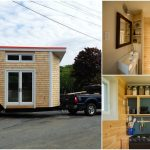 "Perfect ""Harmony"" is Found in this Tiny House by Full Moon Tiny Shelters"