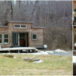 """Say """"Hello"""" to the Beaitifully Rustic Hello Tiny Home in Asheville"""