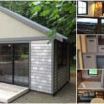 This Impressive 280SF Japanese-Inspired Tiny House is Up for Grabs