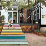 Designer Kim Lewis Helps Create Eclectic Tiny House in Austin, Texas