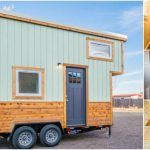 Woman Designs 16ft Dream Tiny House with Mitchcraft Tiny Homes