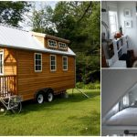 The 125sf ProtoHaus Tiny House Takes on Social Issues and Home Ownership