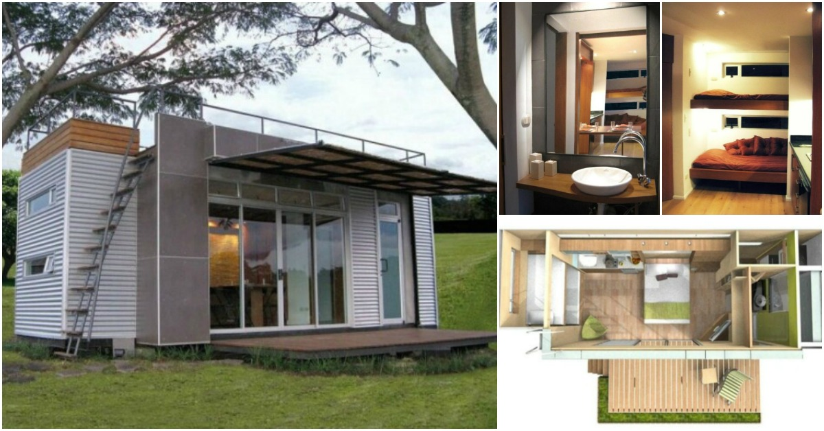 Container Tiny House