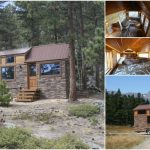 SimBLISSity Tiny House Builders Design Gorgeous Stone Cottage in Colorado