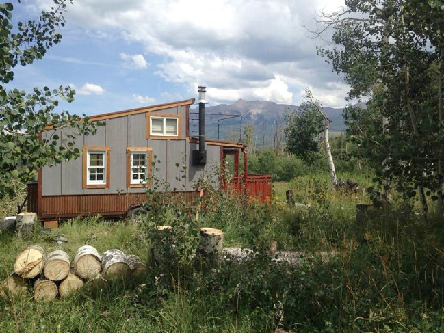 tiny houses colorado