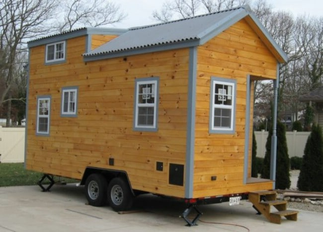Jersey Tiny House Builders Release the Lovely and Smart Cassie