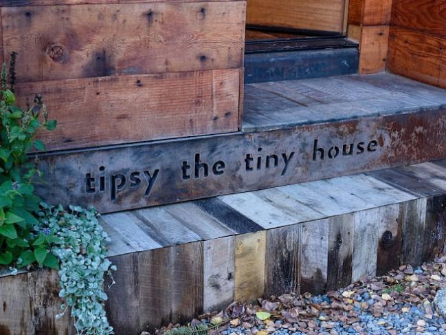 Tipsy the Tiny House Tour