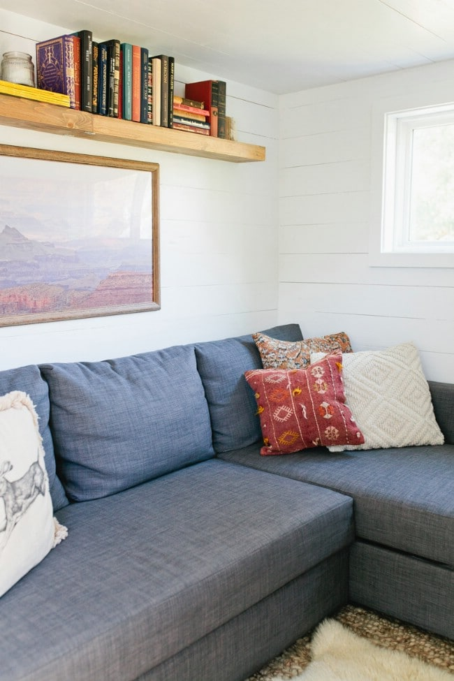 Lifestyle Photographer in Texas Designs Gorgeous Tiny House