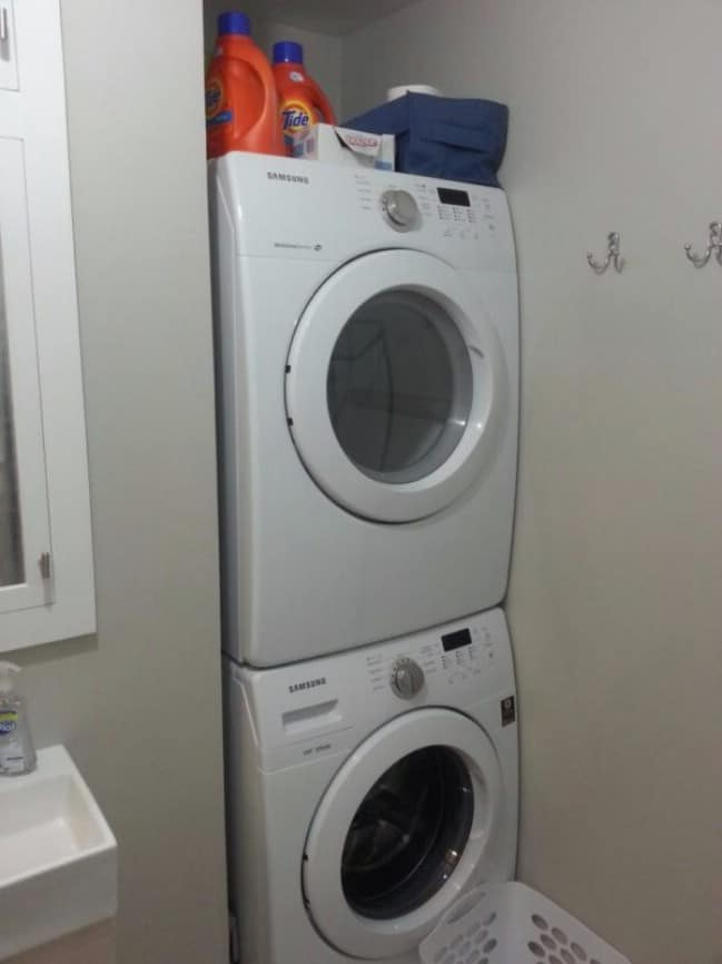 tiny house washer dryer. DIY Tiny House Washer Dryer