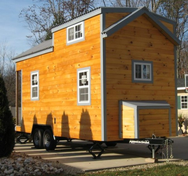 Cassie by Jersey Tiny House Builder