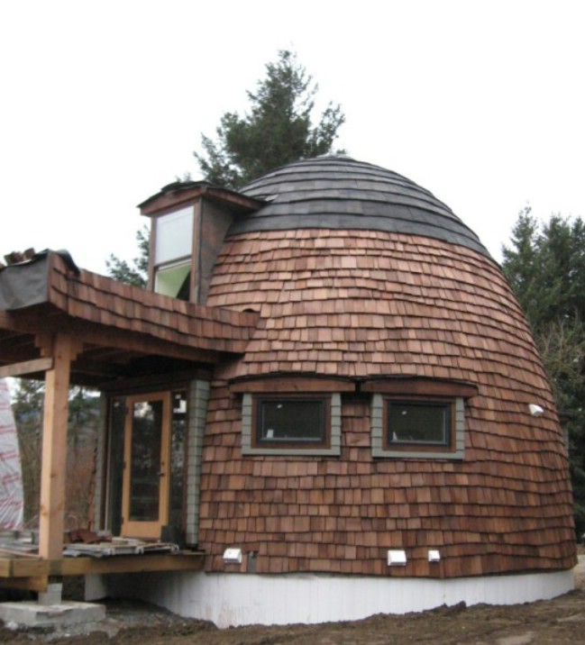 Round Dome Homes