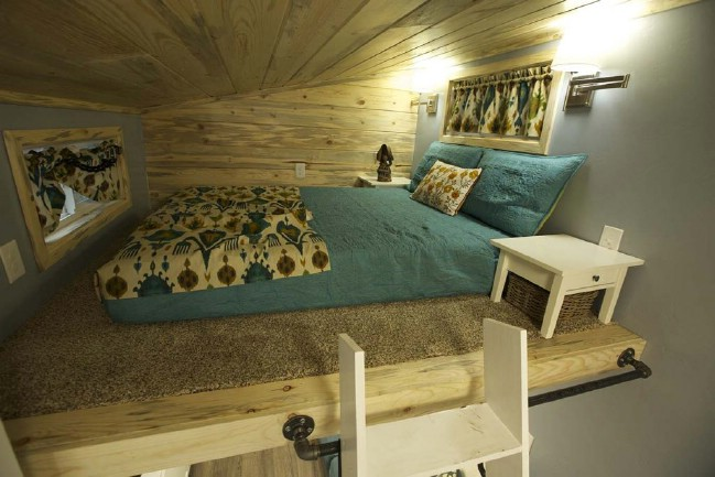 Brown Bear Tiny House from Alpine Tiny Homes