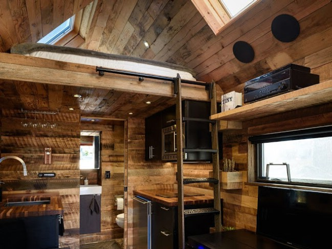 Try Out Tiny Living Book A Stay At Tipsy The Tiny House