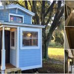 Contractor Designs and Builds Custom Tiny Home Full of Features