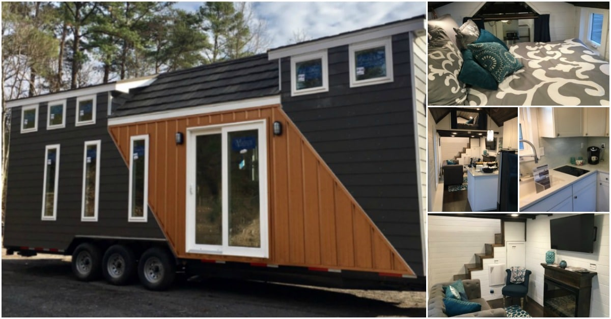 Alabama Builder Gives A Fresh Take On The Tiny House