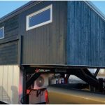 """Relax and Unwind in Alpine Tiny Home's """"Big Chill"""""""