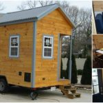 "Jersey Tiny House Builders Release the Lovely and ""Smart"" Cassie Model"