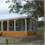 Kanga Cottage Features Abundance of Outdoor Living Areas and Comes in a Kit!