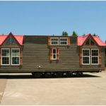 Escape to the Wilderness in this Rustic Tiny House by Rustic River Park Homes