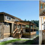 See the Inside of the San Juan Tiny House at Wildwood Lakefront Cottages