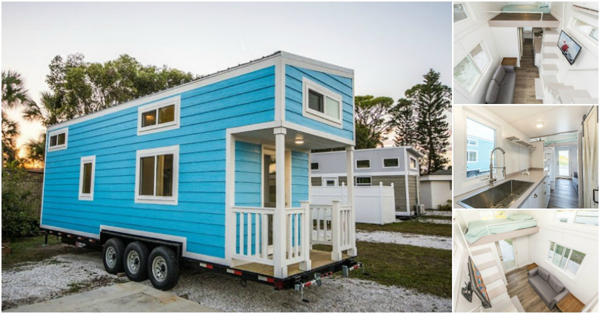 Rent The Adorable Blue Oasis Beach House In Sarasota