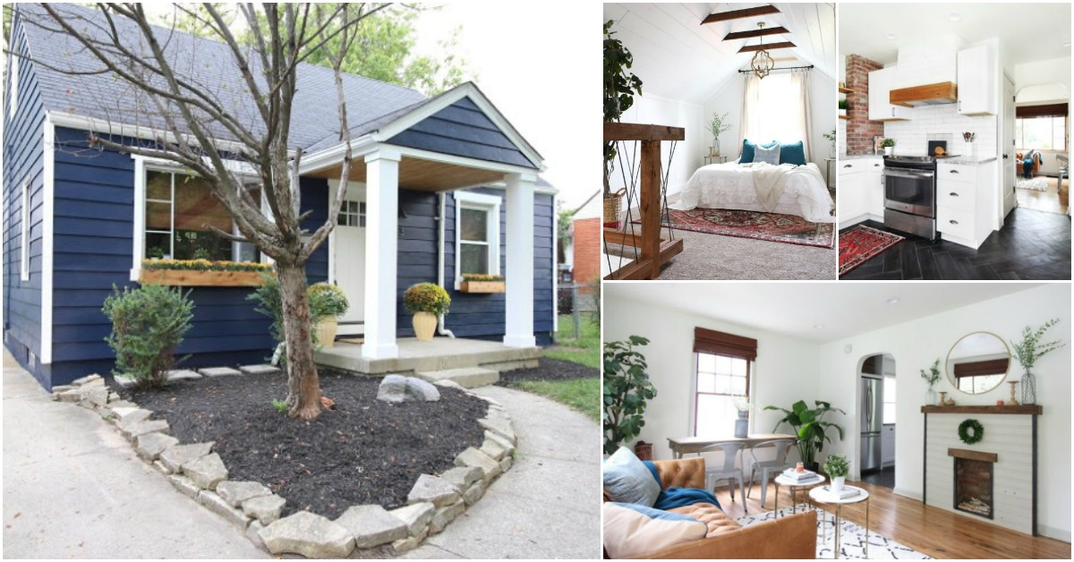 Creative Couple Transform Tired Home In Columbus Ohio 12